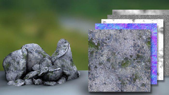 free seamless stone texture
